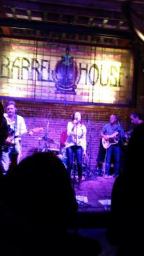 Birdseed at the Barrel House